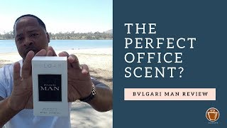 Bvlgari Man Review