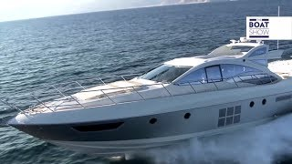 Cooking | ENG AZIMUT 62 S Review The Boat Show