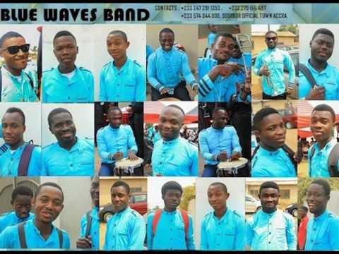 BLUE WAVES BAND, (MEDLEY) ACCRA - GHANA