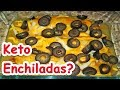 ENCHILADAS Keto Style | Low Carb Healthy & Yummy Meal | CrazyAdventuresWithCoco