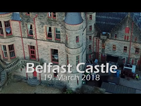 Belfast Castle and Cave Hill