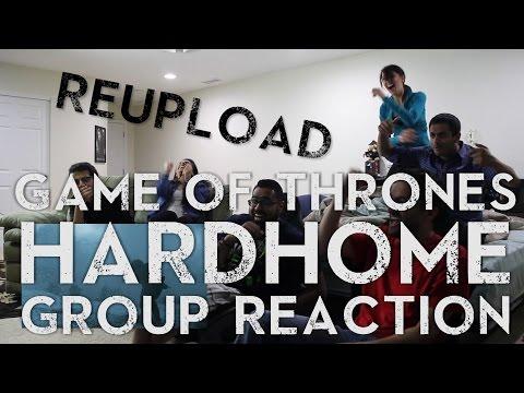 REUPLOAD: Game Of Thrones - Season 5 Episode 8 Hardhome Group Reaction