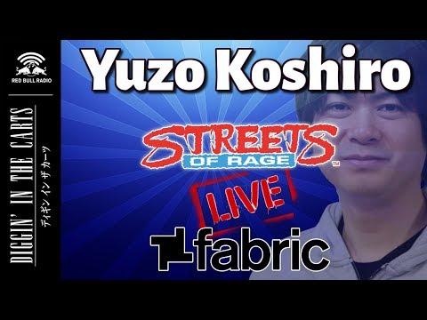 Yuzo Koshiro - Streets of Rage LIVE at Fabric