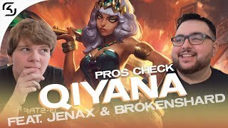 PROS CHECK: QIYANA | IN-DEPTH TALK THROUGH | SK PRIME