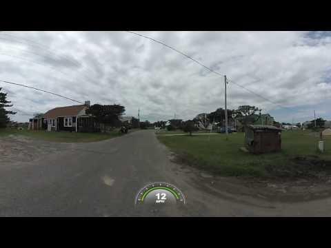 Hatteras Village neighborhood tour