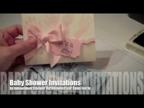 Baby shower invitation youtube filmwisefo