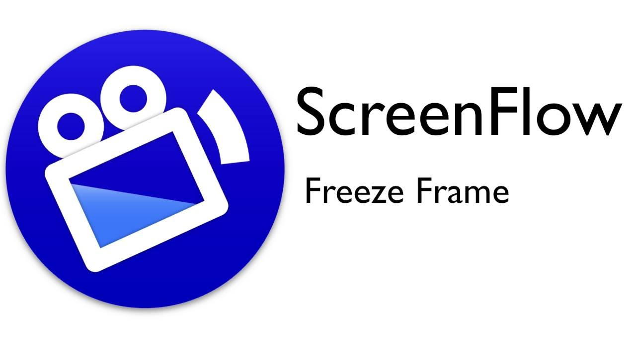 ScreenFlow Tutorial - Freeze Frame - YouTube