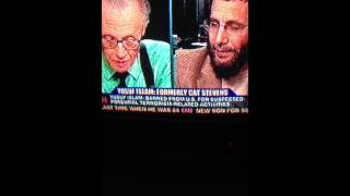 Yusuf Islam CNN interview with Larry King (Part1)