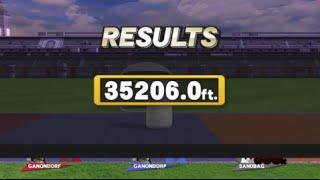 SSB Wii U Home Run Contest 35206.0ft! [1.0.4 WR]