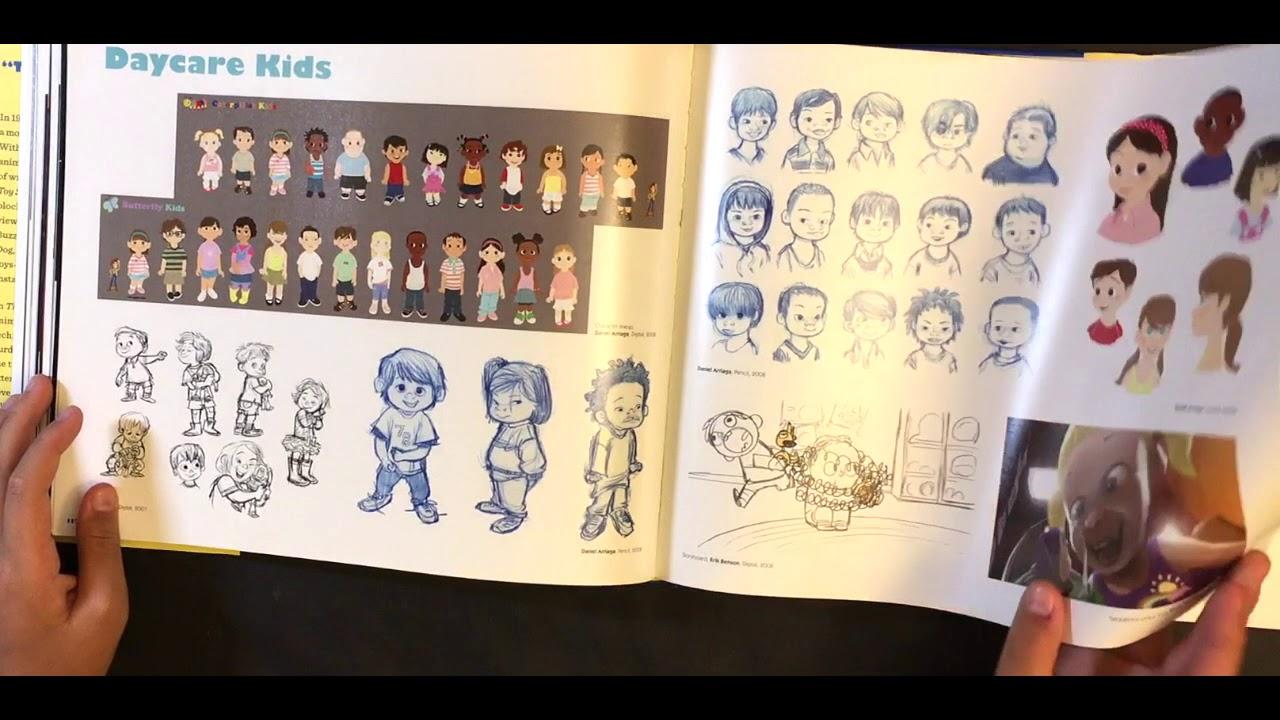 The Art of Toy Story 3 (Disney Pixar) – Quick Flip Through and ...
