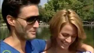 Király Viktor és barátnője Laura - Aktív