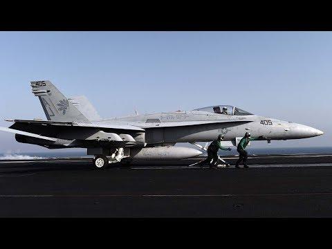 US-led air strikes kill 35 civilians in eastern Syria