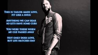 Common - Cloth [Lyrics]  ♫ The Dreamer, The Believer ♫