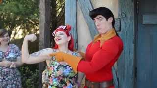 No one is as Slick as Gaston...
