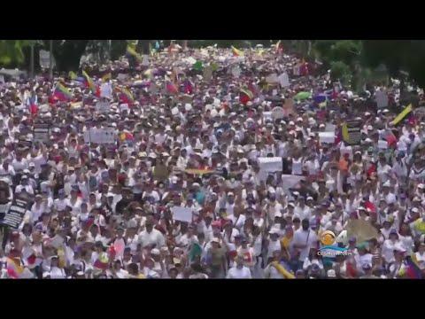 98% Of Venezuelans Vote Against Maduro's Plan To Alter Constitution