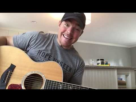 I'll Name The Dogs | Blake Shelton | Beginner Guitar Lesson