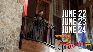 Cru Jones Talks Helltrack for 2018!! It's Happening!