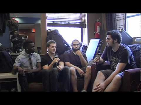 ANIMALS AS LEADERS Interview at Summer Slaughter 2010 on Metal Injection