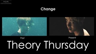 [SUBS]Theory Thursday: Hallucination? - BTS Blood, Sweat & Tears MV Theory/Explanation