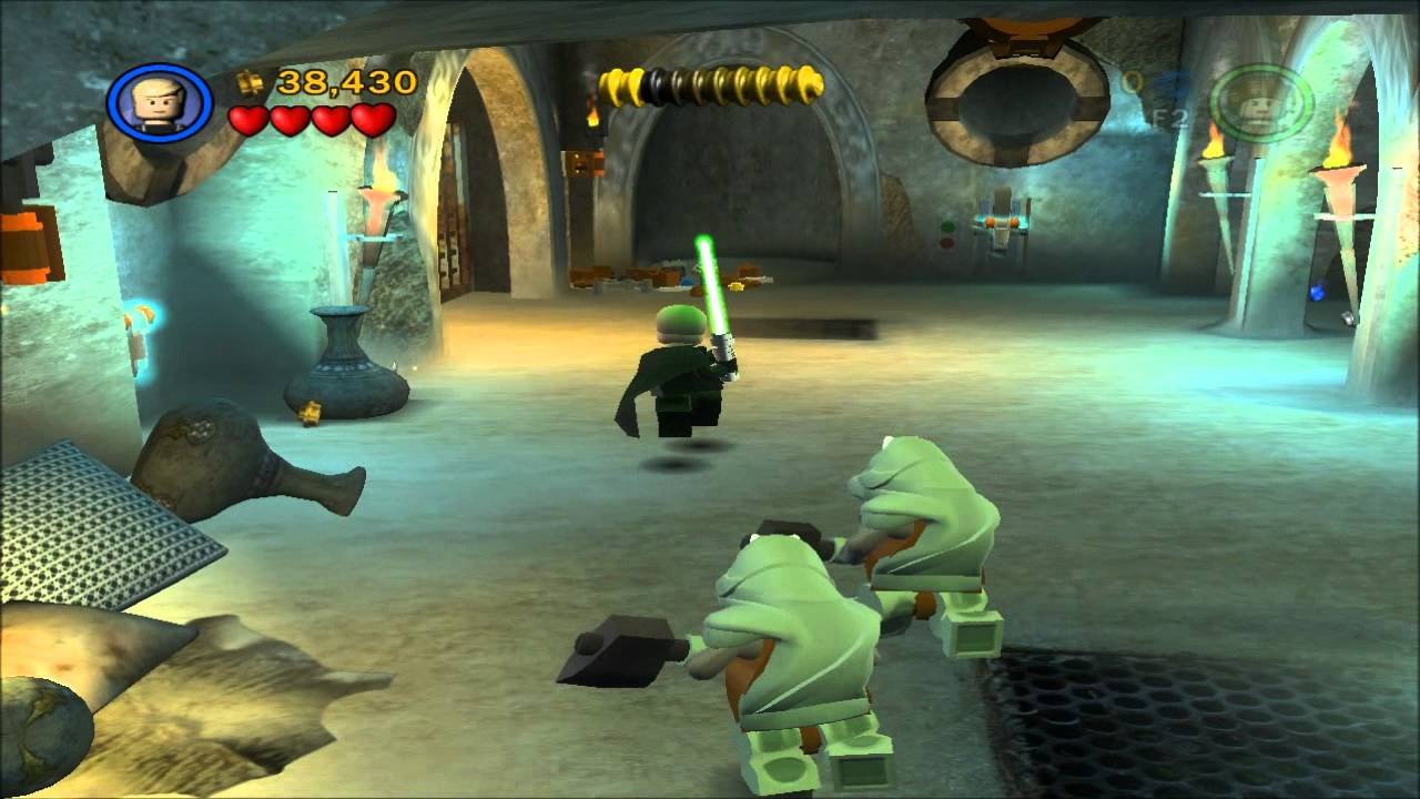 Star wars lego wii cheats jabba 39 s palace