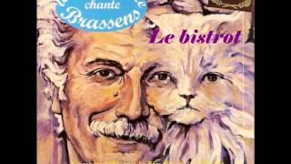 UNE PETITE FILLE chante Brassens LE BISTROT