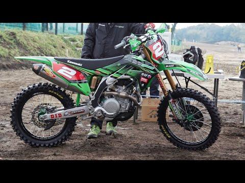 2019 Kawasaki KX450F   TransWorld Motocross