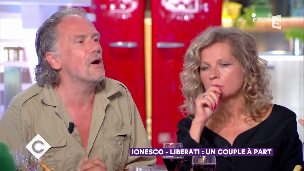 Ionesco - Liberati : un couple à part - C à vous - 30/08/2017