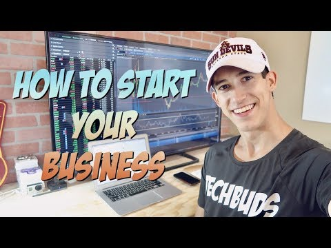 How To Start A Business In 2017 - Young Entrepreneurs - 동영상