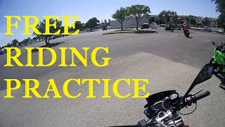 Free Riding Practice + Training in Melbourne!