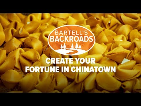 Create Custom Fortunes At San Francisco's Golden Gate Fortune Cookie Factory   Bartell's Backroads