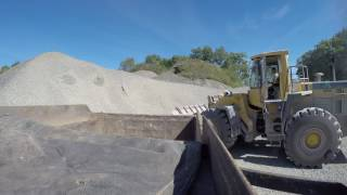 Buying #2 gravel from quarry