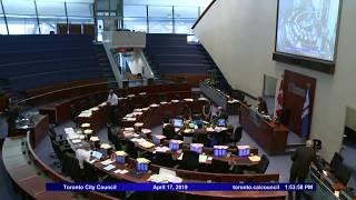 City Council - April 17, 2019 - Part 2 of 2