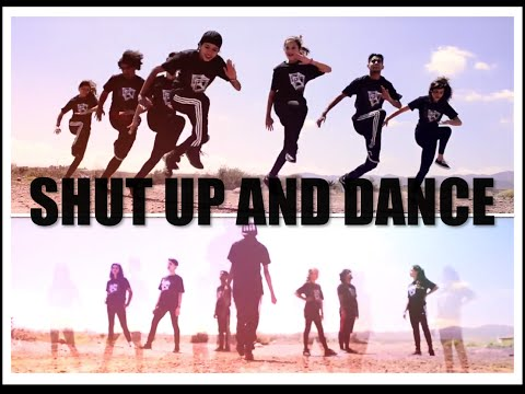 Shut Up and Dance - Walk The Moon (Joss Alm Choreography) | The PLAYGROUND