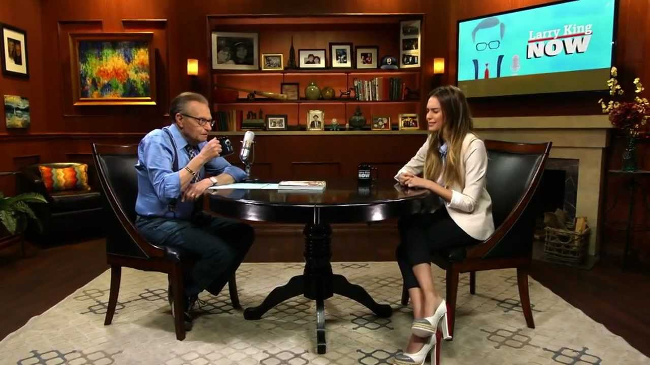 Jessica Alba On Her Horrible First Kiss | Larry King Now