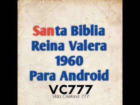 Santa Biblia Reina Valera 1960 Para Android (Descargar)
