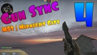 Colada | M83 - Midnight City | Gun Sync 4 | 60FPS | HD+
