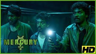 Mercury Tamil Movie Scenes   Prabhu Deva ghost attacks Shashank Purushotham   Sananth Reddy