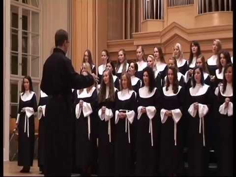 Cancioneta Praga: Hail Holy Queen (Sister Act)