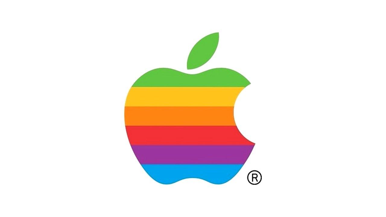 apple logo, the true story - youtube
