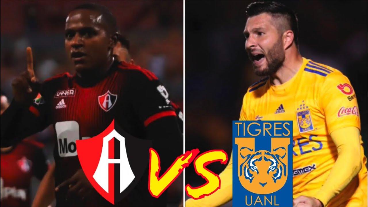 Atlas vs Tigres UANL COPA GNP Por México City 2020   Previa