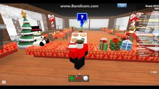 Roblox; Work at pizza place ep 1; Casieru