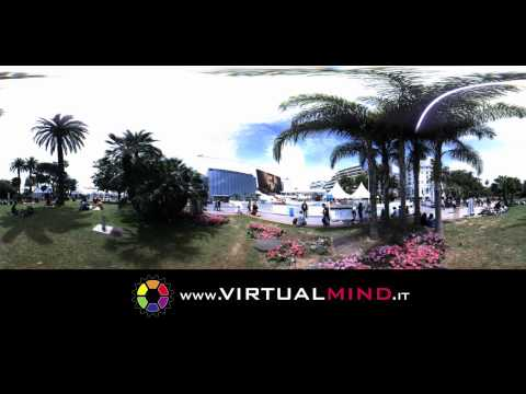 Cannes Film Festival 2014 Red Carpet - Immersive technology 360°  by Virtualmind