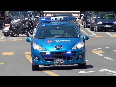SOS médecins Genève voiture 01 // Doctor car in Geneva