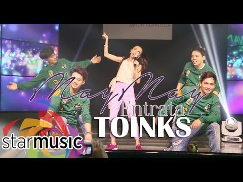 Maymay Entrata - Toinks (Grand Album Launch)