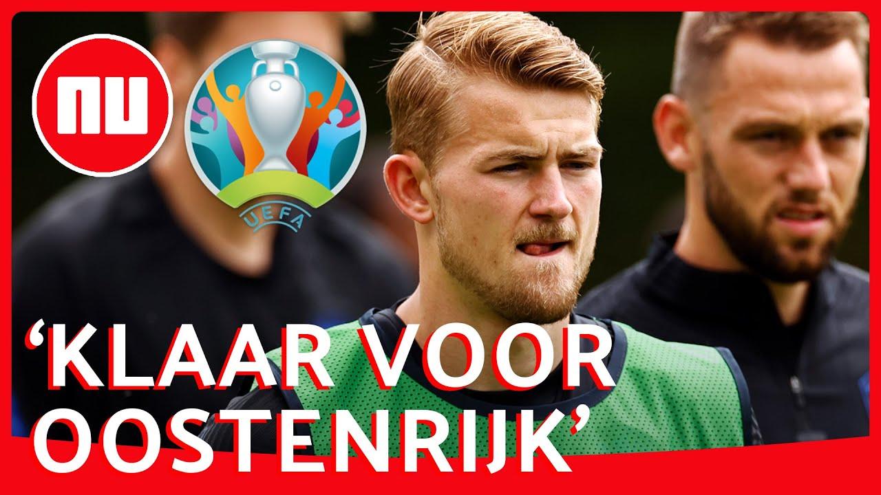 EK-update: 'Terugkeer De Ligt bezorgt De Boer enorm luxeprobleem'   NU.nl