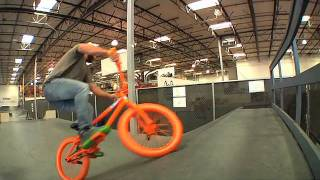 Tricks and tips - BMX 360 to Fakie with Aaron Ross
