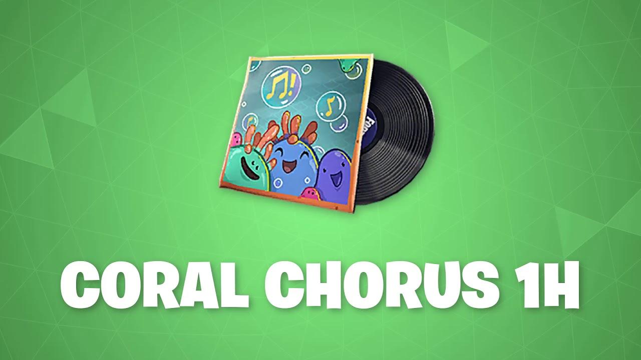 Fortnite | Coral Chorus Lobby Music (Cœur du Corail) 1H