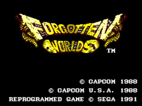 Master System Longplay [028] Forgotten Worlds