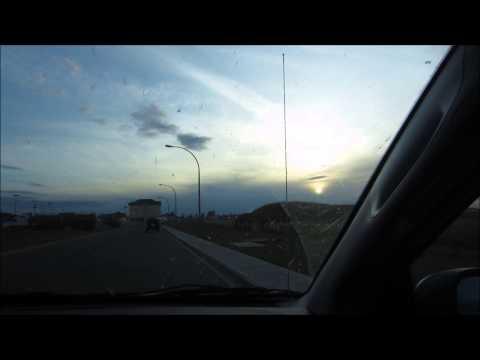 Days 3 & 4 ~ Watson Lake to Dawson Creek and DC to Calgary, Canada