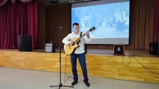 �������� ���� Вечер поэзии 21.03.2017 Александр Шадрин - Тёплая ночь ������